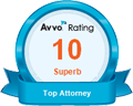 Bell Attorneys has an Avvo Rating of ten, superb