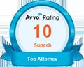 Bell Attorneys has an Avvo Rating of ten, superb
