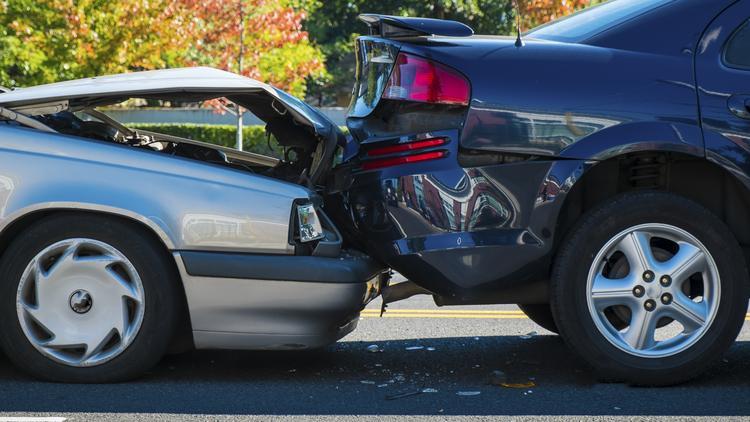 fender bender auto accident