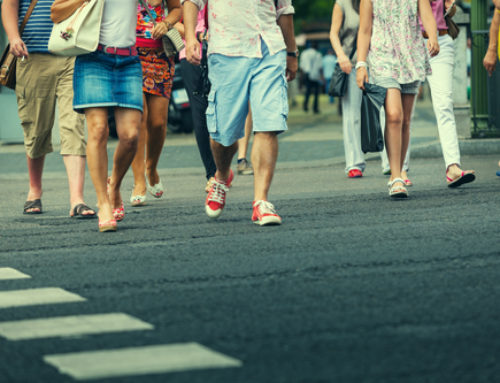 How to Avoid a Pedestrian Accident